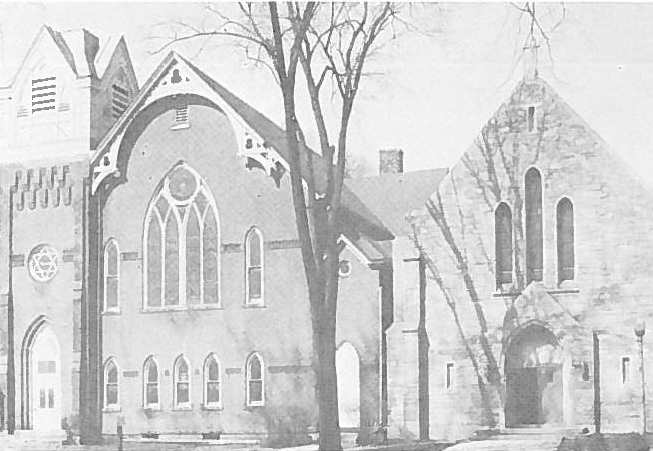 2 churches w
